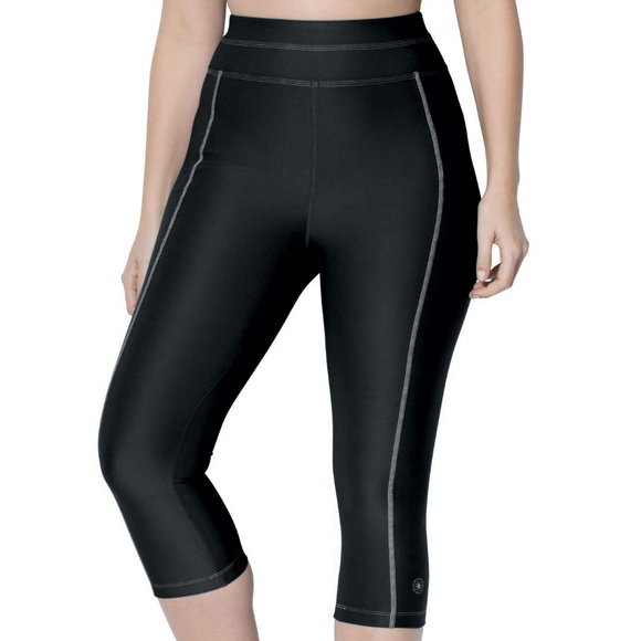 2283b94c8f6 New Active Wear Sports Gym Yoga Workout capri. Boutique. Full Beauty